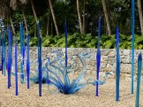 LS_20150119_132757 Dale Chihuly, Blue Fiori and Neodymium Reeds, 2014, close-up