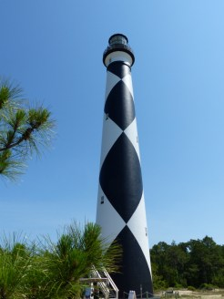 Cape Lookout Light