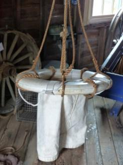 breeches buoy