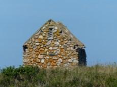 oil house ruins