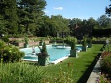 Pool Garden, Planting Fields