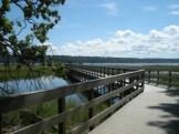 boardwalk to Cold Spring Harbor, Sagamore Hill