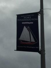 Port Washington banner