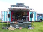 GYPSY GUITAR – Big swing out doors on a van. Next week they move to Orewa