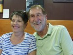 Carol and David - Cruising friends from the 80's that Judy crewed on their 60' ketch around the South Pacific.