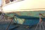 Sanded - Hull sanded