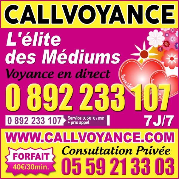 Callvoyance l'ELite des Médiums®