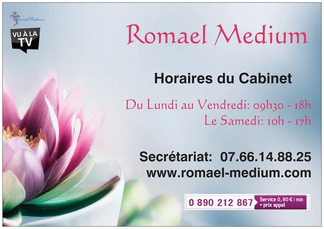 Romael – Voyance sans complaisance (une question par mail offerte)