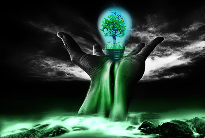 Transition énergétique puissante
