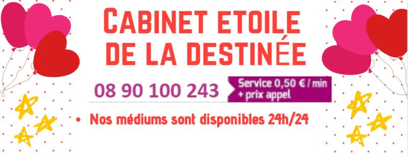 CABINET ETOILE DE LA DESTINÉE