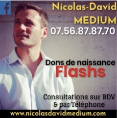 NICOLAS-DAVID MÉDIUM