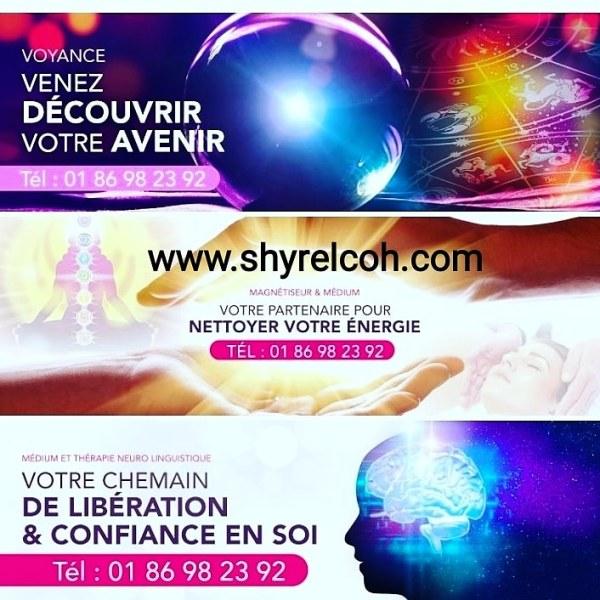 CABINET SHYRELCOH Voyance & Magnétiseur