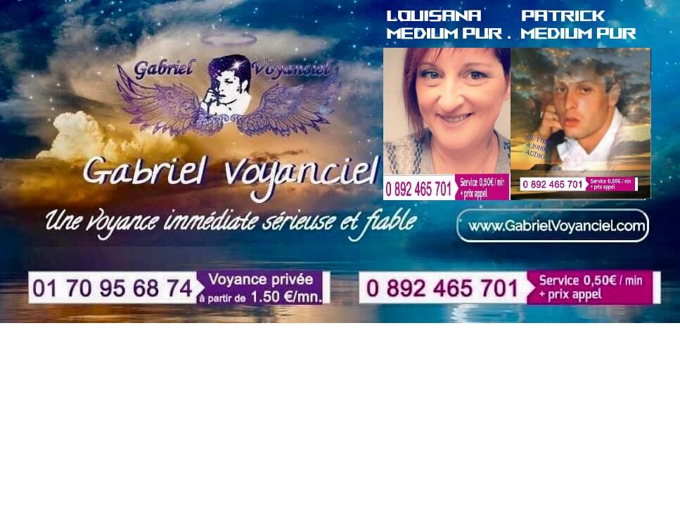 Cabinet Gabriel voyanciel