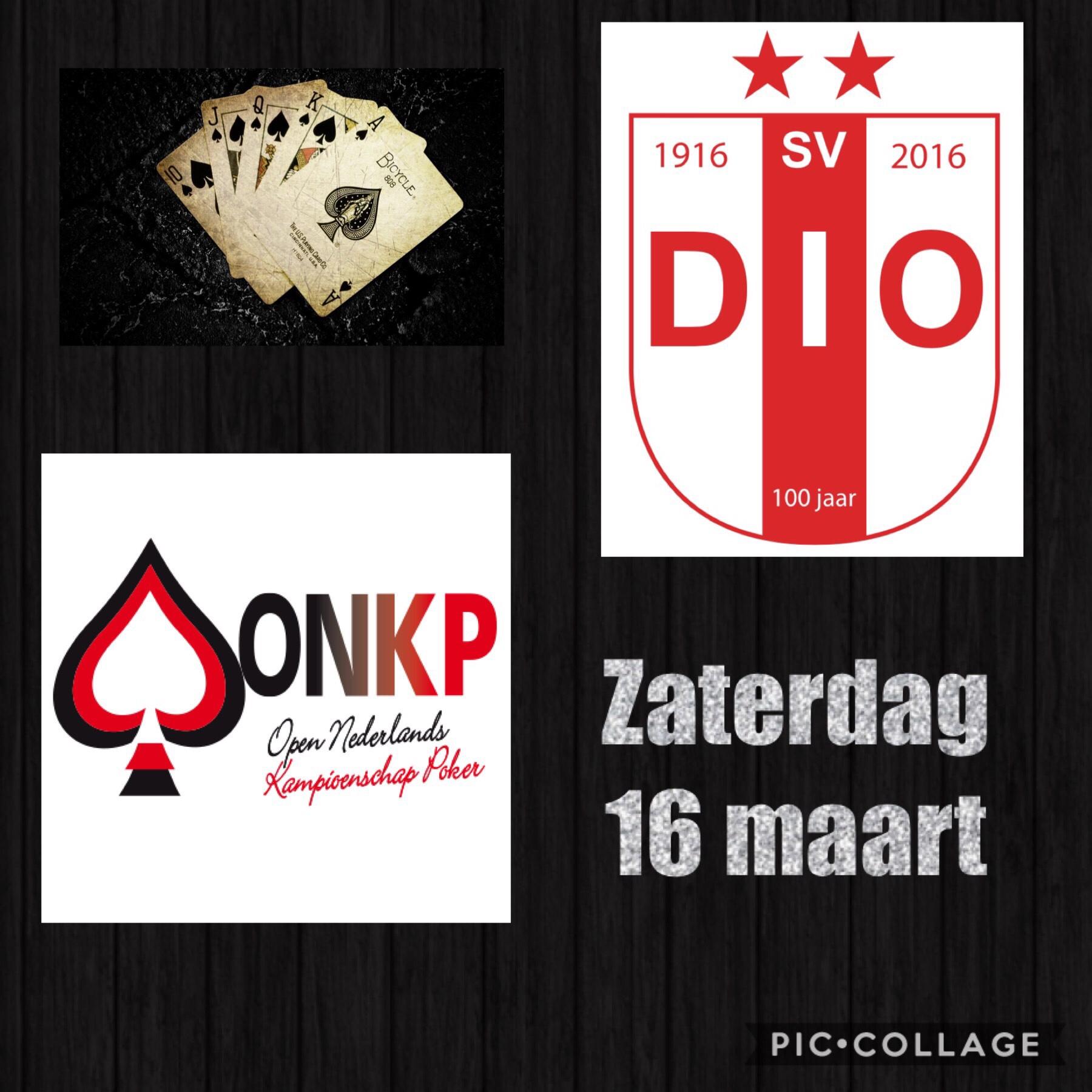 16 maart ONK Poker