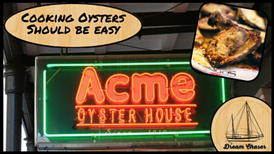 Featured Post - Cooking Oysters