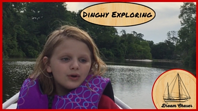 Featured Image - Chasity in Dinghy Ride