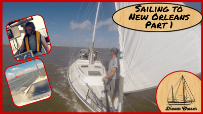 Featured Image - Sailing from Houston Kemah to New Orleans
