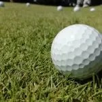 MBola de golf para jugar con los niños en SveayPablo