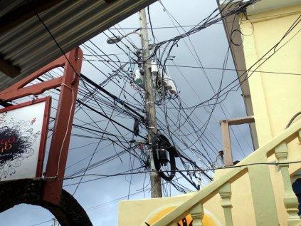 Wiring on main street