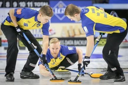 Sverige utklassade usa i curling vm