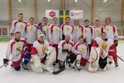 Svegs IK vs Hemvändarna 2017. Foto: Morgan Grip