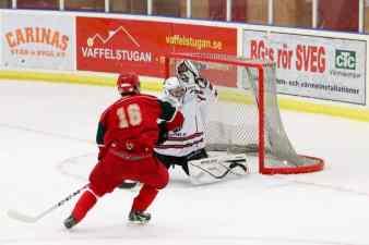 Svegs IK - Järpens IF. Foto: Morgan Grip