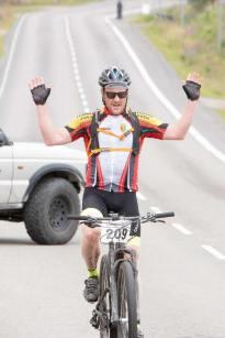 Johan Helmersson knep tredjeplatsen. Foto: Morgan Grip