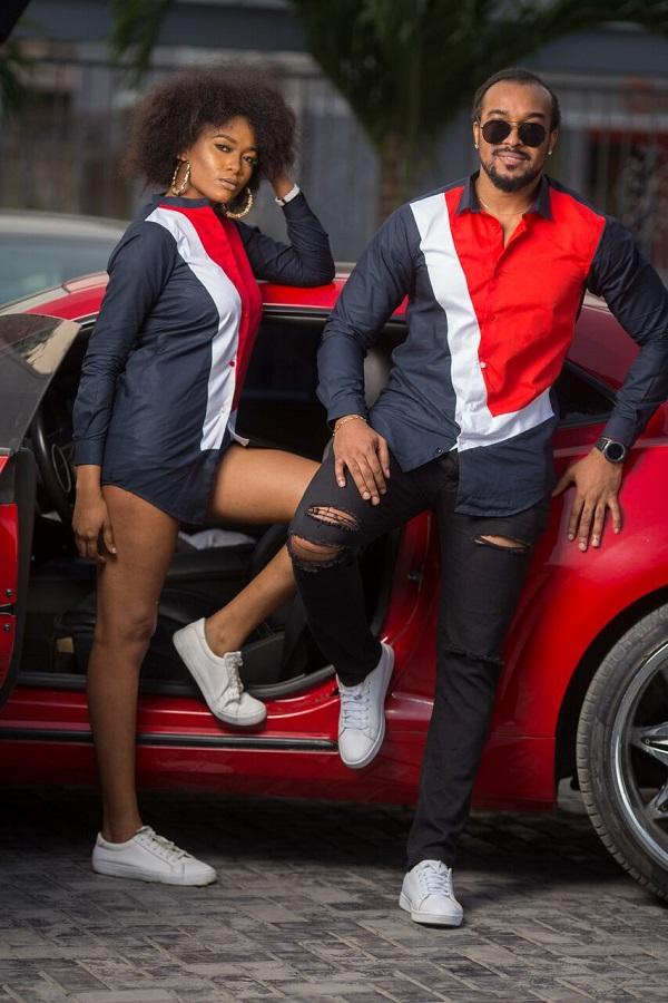 Veens Clothing Features Bryan Okwara, Others In Latest Shirt Collection
