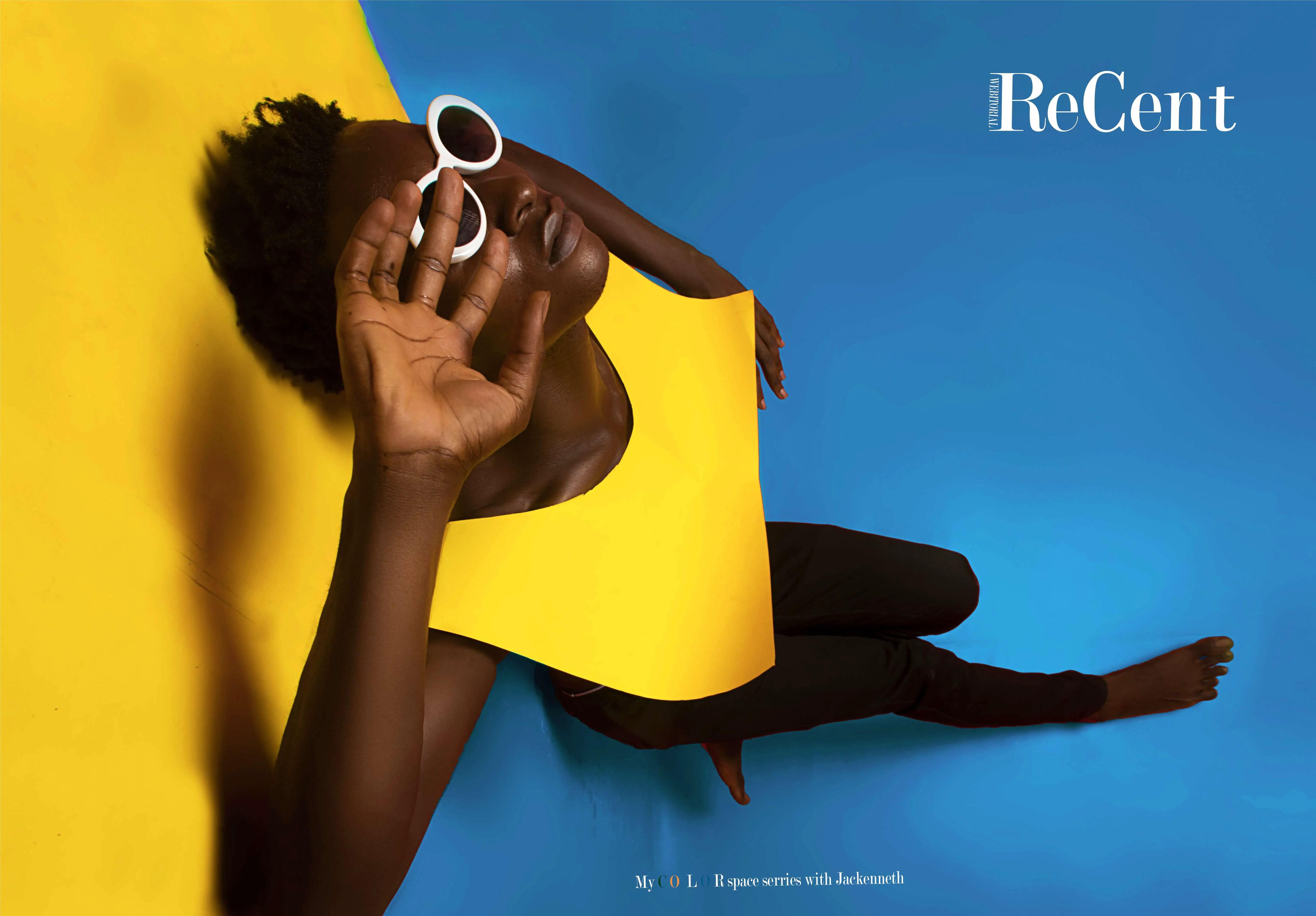 Model Of The Week: Jack'enneth Opukeme