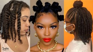 10 Protective Natural Hairstyles for Black Women