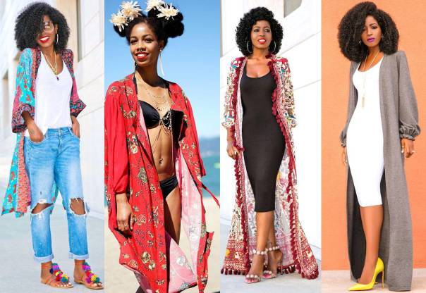 Stylish Ways You Can Rock A Kimono