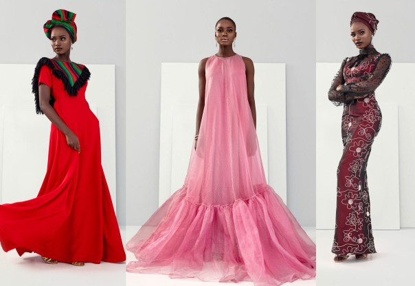 Nouva Couture Unveils SS19 Collection Tagged 'Undone Glamour'