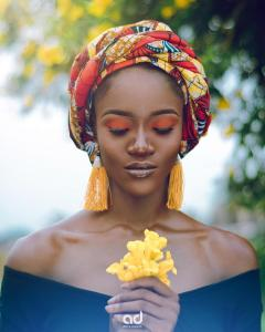 Model of the Week: Jachinma Ben-Iheanacho