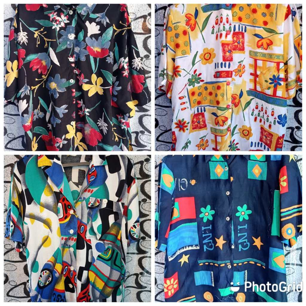 vintage shirts by Colordrips