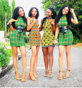 Ankara Short Gowns to Rock in 2020