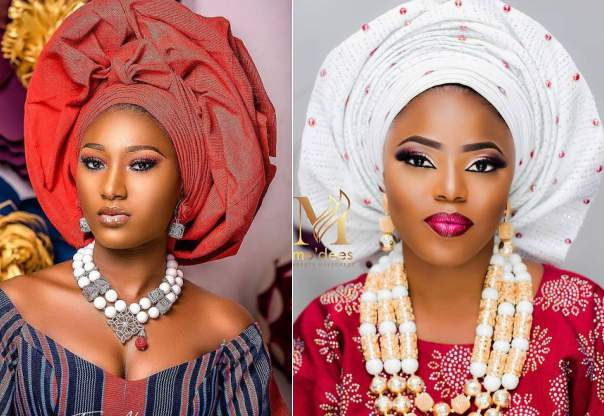 10 Easy Steps on How to Tie Gele