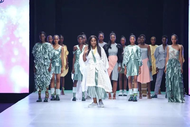 Mimi by Odio at Lagos Fashion Week Day 2