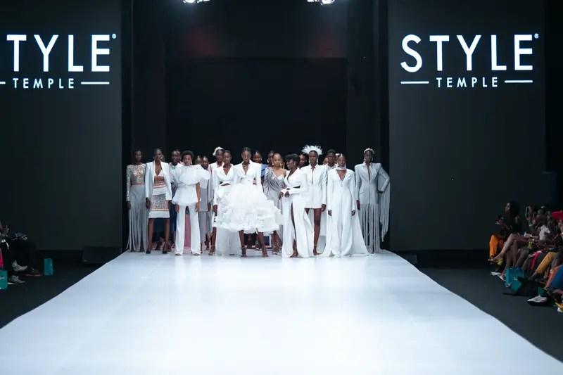 Style Temple at Heineken Lagos Fashion Week Day 3
