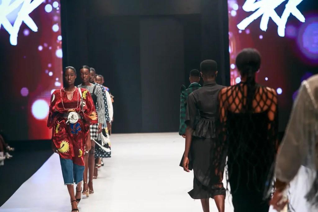 Selly Raby Kane at Heineken Lagos Fashion Week Day 1