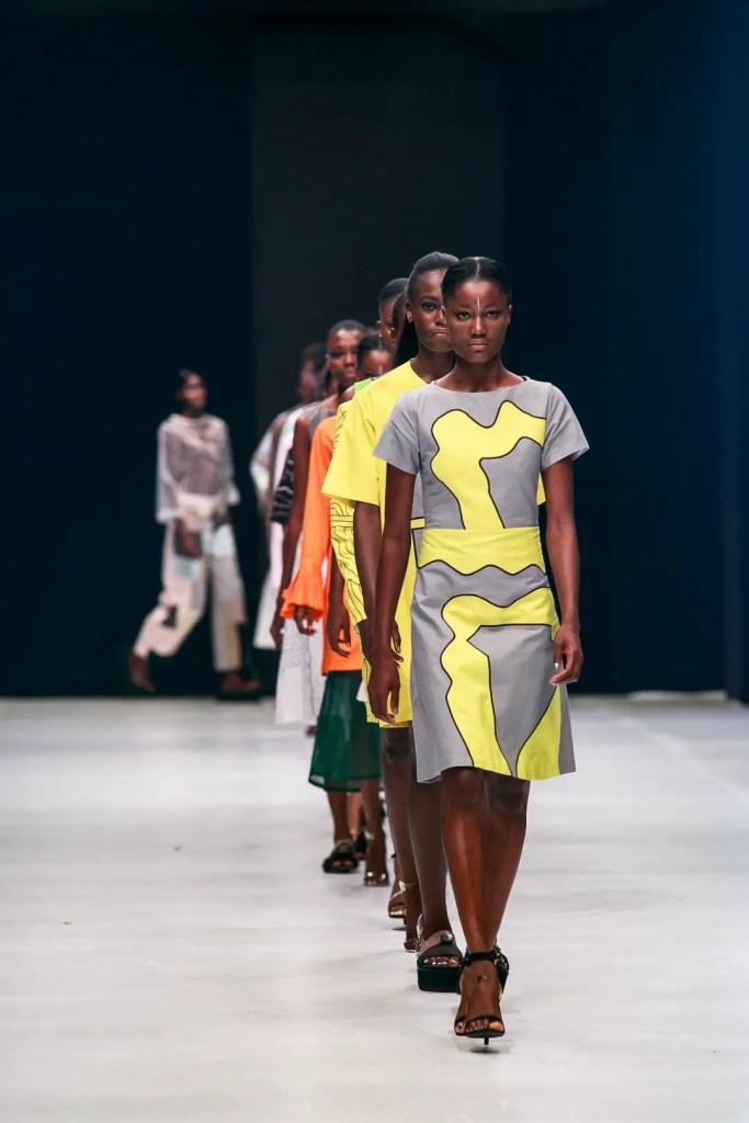 Wuman at Heineken Lagos Fashion Week Day 1