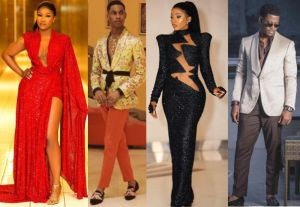 See How Your Favourite Celebrities Slayed At The 13th Headies