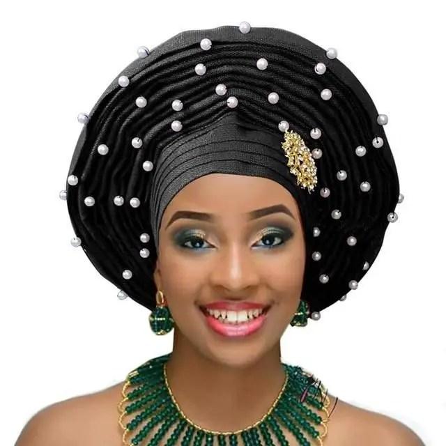 gele - Types of Headwear for Women
