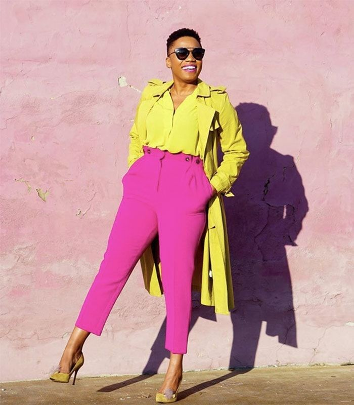 Colour Blocking - Fashion Trends that were Popular in the 2010s