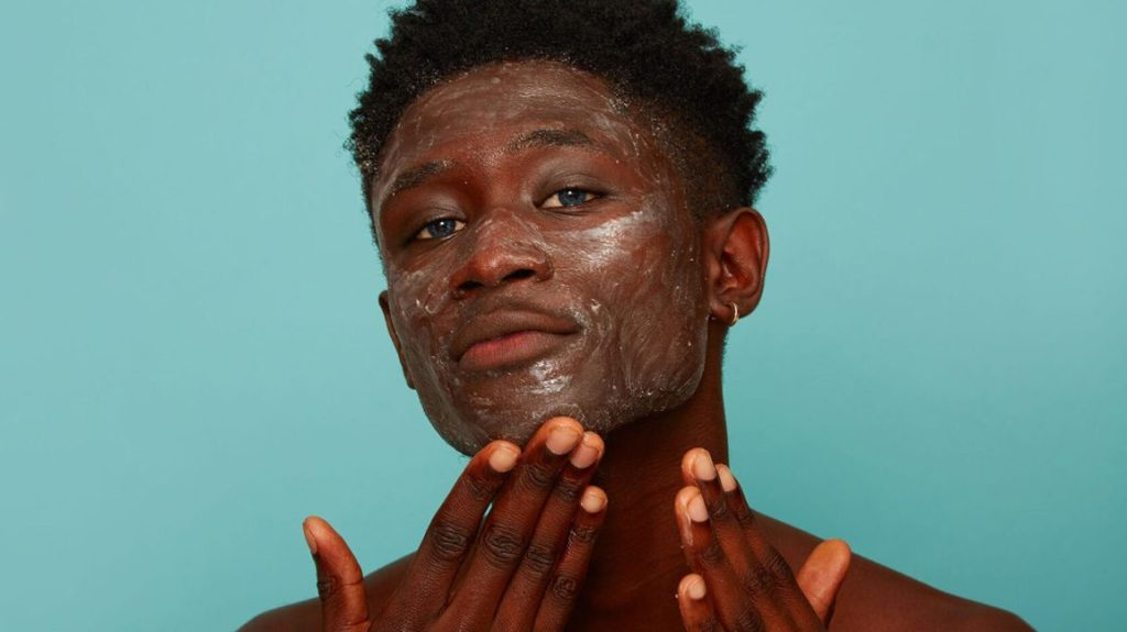 Moisturize every day - Simple Skincare Routine for Men