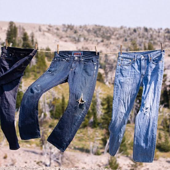 Air-dry if too tight - 10 Denim Tips: How to Maintain Your Jeans