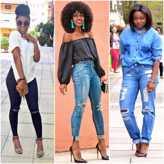 Distressed Jeans and Ripped Jeans: Is There a Difference?