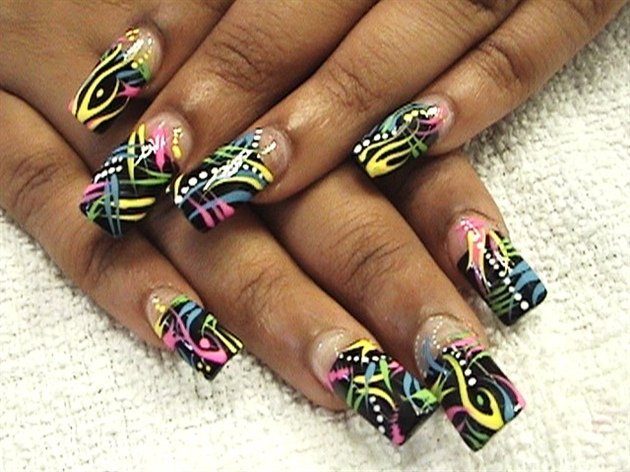 Decorate Your Nails - How to Do a Pedicure At Home