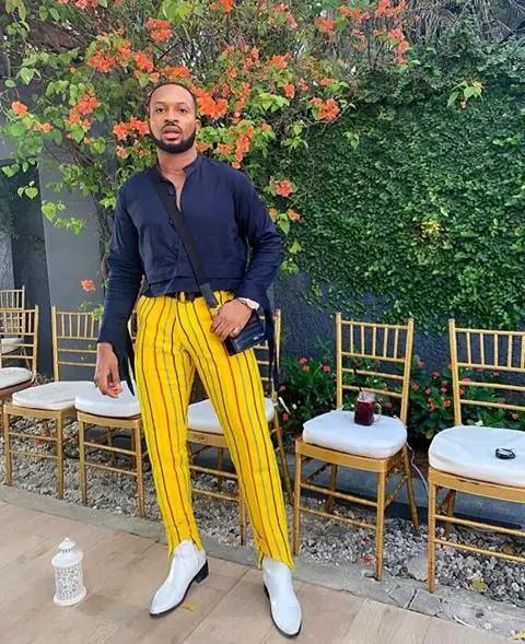 Adebayo Okelawal - Top Fashion Influencers in Nigeria