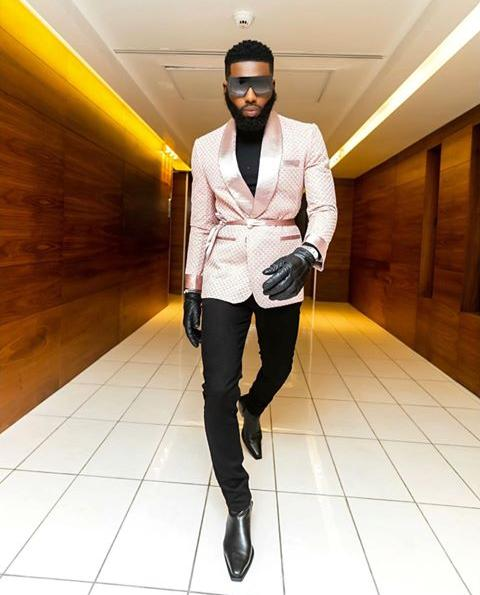 Jeremiah Ogbodo - Top Fashion Influencers in Nigeria