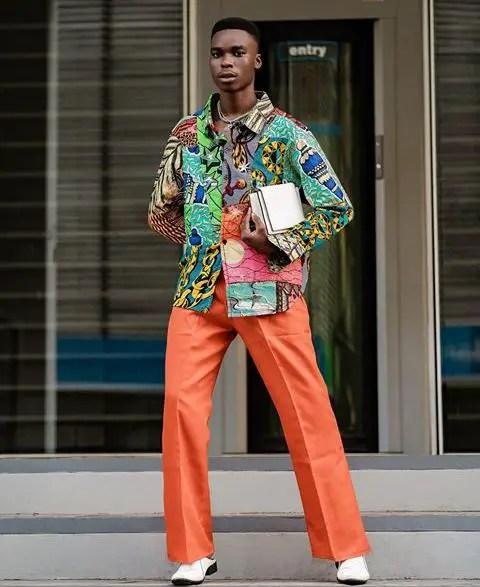 Olupekan Tijesu - How to Dress With Style